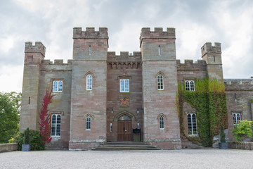 Scone Palace Exterior