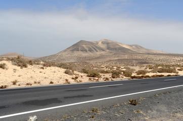 Mont Loma Negra, Parc Naturel de Jandía à Fuerteventura