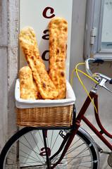 pane e bicicletta
