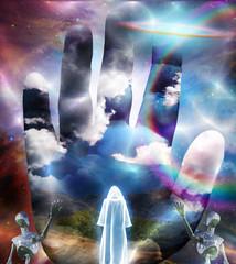 Fantasy Sci Fi Composition