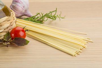 Egg spaghetti