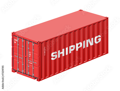 Shipping container - 73214785