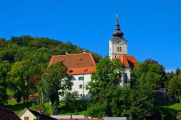 Graz Kirche Maria im Elend - Graz church Maria im Elend 01