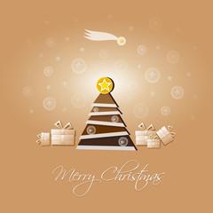christmas brown
