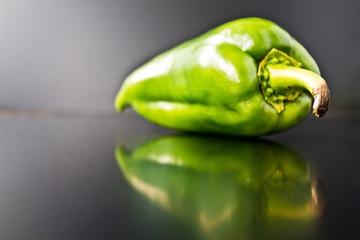 green pepper paprika