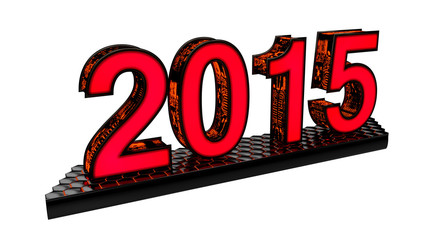 2015 Chip Red