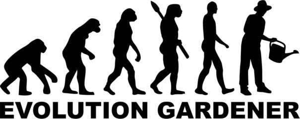 Gardening Gardener Evolution