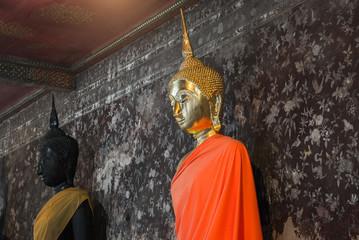 Buddha images,sculpture,wat suta