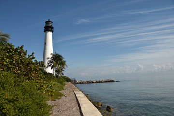 Lighthouse in South Florida
