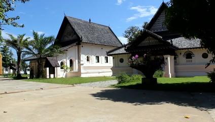 Thailand Temple Isan
