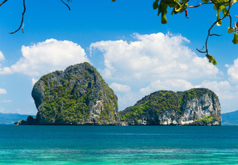 Rock Island Blue Paradise