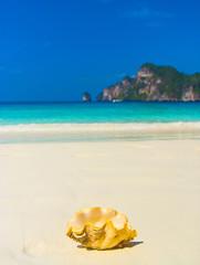 Paradise Blue Seascape Divine
