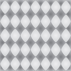 Repeating geometric tiles seamless pattern. Vector