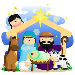 Christmas Nativyty
