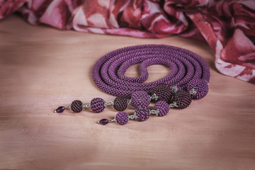 fashion jewelry, beads, decorations