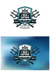 Nautical badges for Ocean Exploration