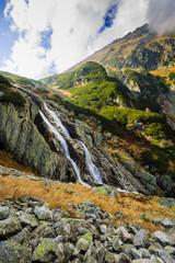 The Great Siklawa Waterfall, Tatra Mountains, Poland