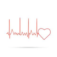 Heart Monitor Wave