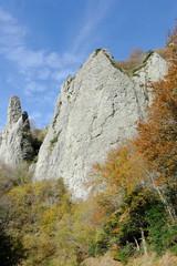 Auvergne, roche Sanadoire 2