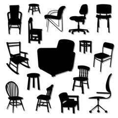 Chair Vectors Sets