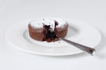 Schokoladensouffle