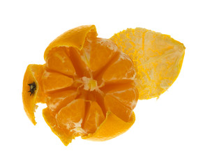 Mandarin indside