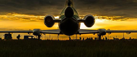 Aircraft to meet the dawn