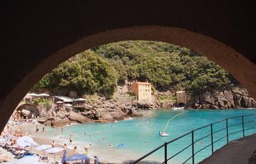 San Ilario in Genoa Italy