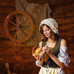 Peasant woman