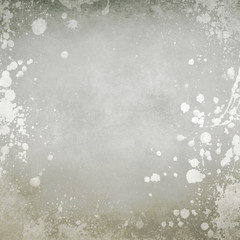 grunge background with splatters