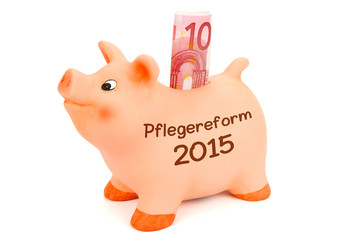 Pflegereform 2015