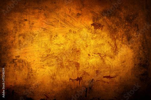Leinwandbild Motiv oxide grunge background or texture