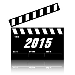 Clapperboard cinema 2013
