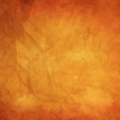 old orange paper background