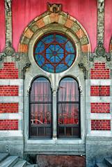 Sirkeci railway station historic building