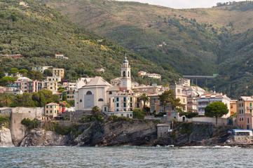 Sori in Genoa Italy