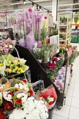 rayon fleurs