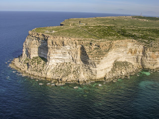 Capo Ponente, Lampedusa