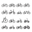 Bicycle Icons - 73255174