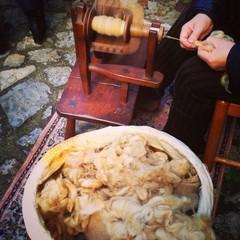 artigianato tessile lana