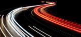 Night traffic - 73255968