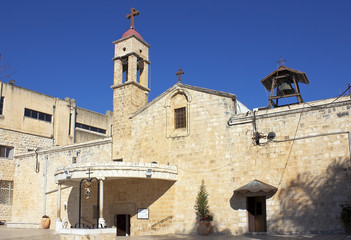 Greek Orthodox Church of the Annunciation in Nazareth