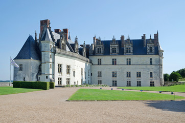 chateau Amboise in France