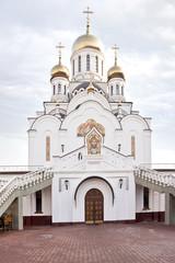 City Reutov. Church of the Trinity