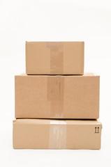 Paketstapel (vertikal)