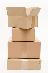 Pakete packen