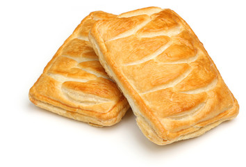 Steak Pastry Slices