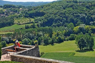 I giardini del Castello di Marqueyssac, Dordogna - Aquitania