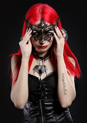 red mask 3