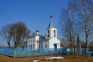 Наш сельский храм